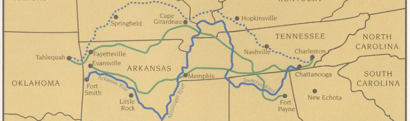Sequoyah and the Trail of Tears - The City of Fort Payne